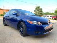 2008 Honda Civic Si Coupe with Performance Tires