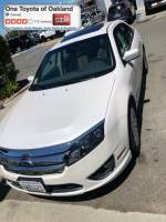 Pre-Owned 2012 Ford Fusion Hybrid Base Sedan in Oakland, CA