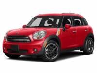 2016 MINI Cooper Countryman Cooper S ALL4 Countryman SUV