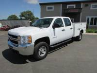 Used 2008 Chevrolet 3500 2x4 Crew-Cab Service Utility Truck