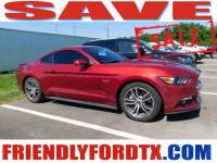 Used 2017 Ford Mustang GT Premium Coupe V8 Ti-VCT for Sale in Crosby near Houston