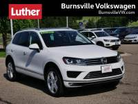 2016 Volkswagen Touareg 4dr TDI Executive SUV
