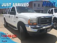 2001 Ford F-250SD XLT Extended Cab Short Bed 4x4 7.3L PowerStroke