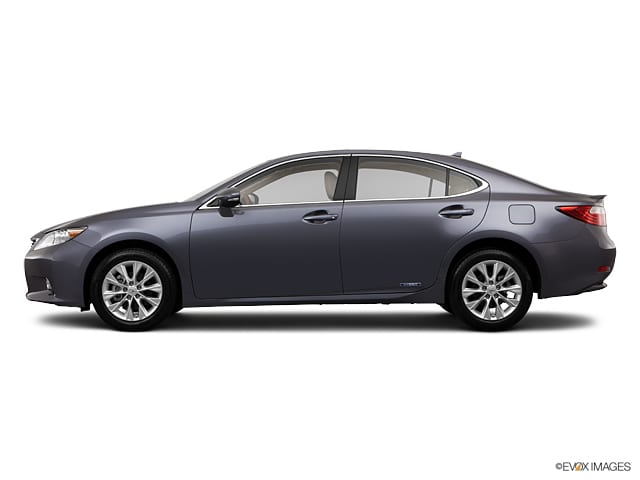 Photo Pre-Owned 2013 LEXUS ES 300h 4dr Sdn Hybrid Car in Utica, NY