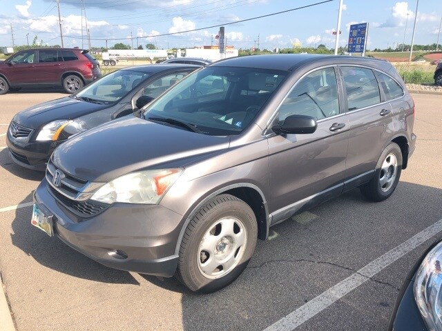 Photo Used 2010 Honda CR-V LX For Sale in Monroe OH