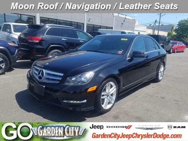 Photo Used 2013 Mercedes-Benz C-Class C 300 Sport For Sale  Hempstead, Long Island, NY
