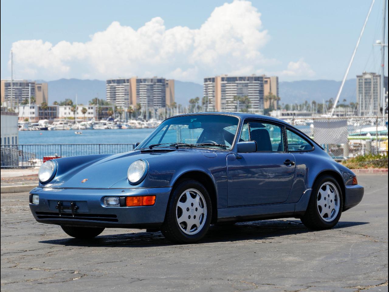 Photo 1990 Porsche 964 C2 5 Speed Coupe