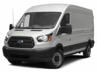 Pre-Owned 2017 Ford Transit-150 w/Sliding Pass-Side Cargo-Door Van Medium Roof Cargo Van in Greenville SC
