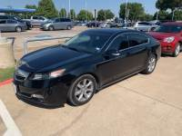 2012 Acura TL with Technology Package