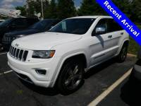 Used 2015 Jeep Grand Cherokee Overland in Cincinnati, OH
