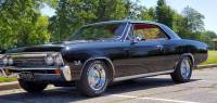 1967 Chevrolet Chevelle -REAL SS 138 VIN 396-SEE VIDEO