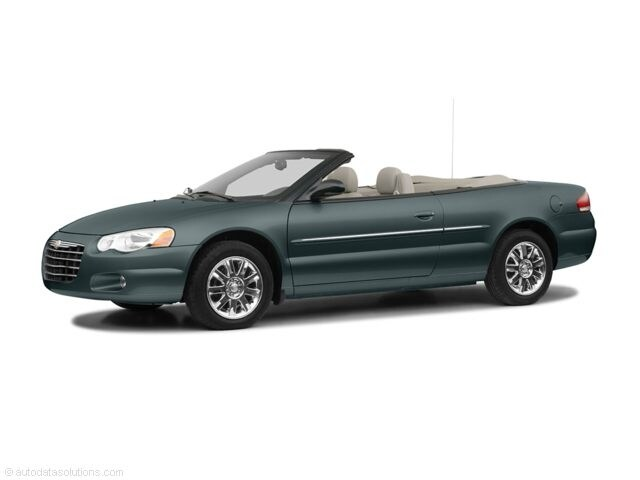 Photo Used 2006 Chrysler Sebring Base Convertible For Sale Leesburg, FL