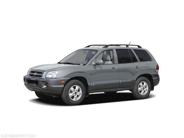Photo 2005 Hyundai Santa Fe GLS SUV