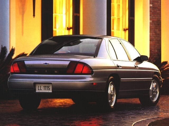 Photo 1997 Chevrolet Lumina Police Sedan in Atlanta