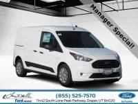 2019 Ford Transit Connect XLT Van Cargo Van I-4 cyl