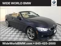 2016 BMW 4 Series 428i xDrive 428i xDrive Convertible