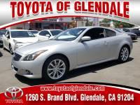 Used 2014 INFINITI Q60, Glendale, CA, Toyota of Glendale Serving Los Angeles