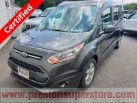 Certified Used 2016 Ford Transit Connect Titanium Wagon in Burton, OH