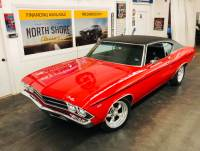 1969 Chevrolet Chevelle -PRO TOURING FUEL INJECTED AUTOMATIC-SEE VIDEO