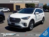 Used 2017 Hyundai Santa Fe SE Ultimate SE Ultimate 3.3L Auto Long Island, NY