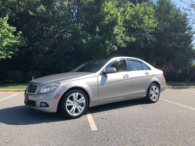 Photo Used 2009 Mercedes-Benz C-Class Sedan For Sale in High-Point, NC near Greensboro and Winston Salem, NC