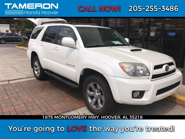 Photo 2008 Toyota 4Runner Urban Runner SUV