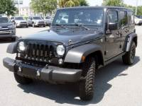 2016 Jeep Wrangler JK Unlimited Sport 4X4 SUV in Columbus, GA