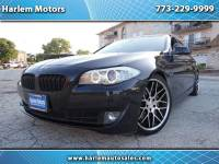 2011 BMW 5-Series 550 XDrive