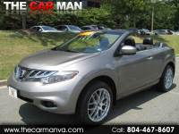 2011 Nissan Murano CrossCabriolet AWD 2dr Convertible