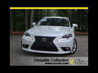 2016 Lexus IS 300 Premium AWD Camera Heated & Cooling Seats LED HID