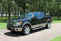Used 2012 Ford F-150 Lariat Supercrew 4WD
