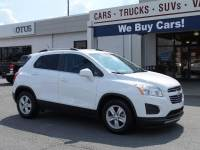 Certified 2016 Chevrolet Trax LT SUV