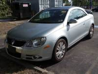 Pre-Owned 2008 Volkswagen Eos Turbo Convertible