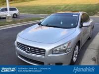 2011 Nissan Maxima 3.5 SV w/Premium Pkg Sedan
