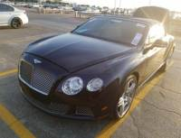 2012 Bentley Continental GTC Base Convertible All-wheel Drive serving Oakland, CA