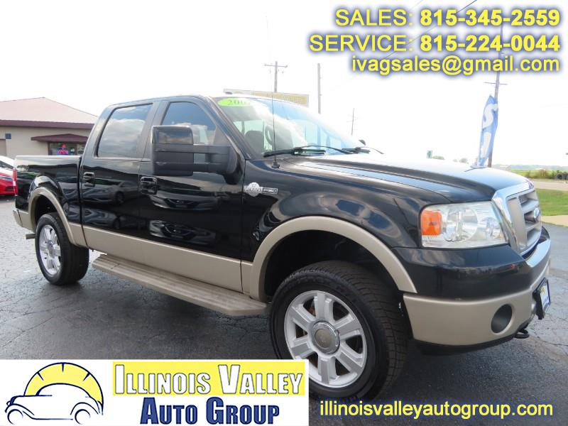 Photo 2007 Ford F-150 King Ranch SuperCrew Short Bed 4WD