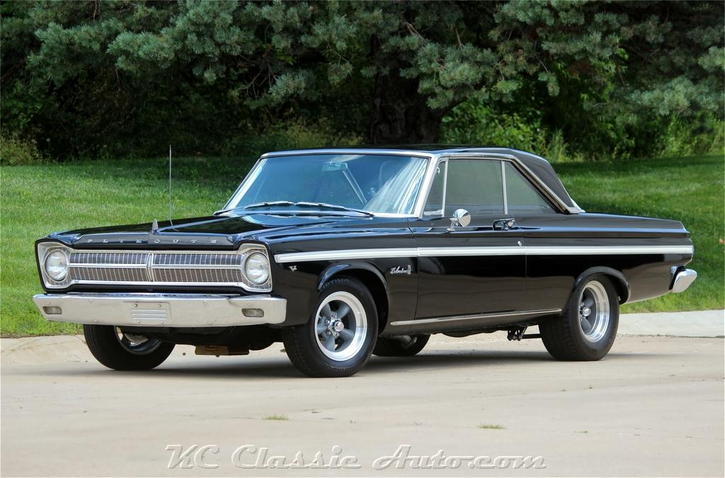 Photo 1965 Plymouth Belvedere II 550hp with a Tremec 5spd