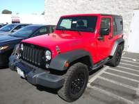 Used 2017 Jeep Wrangler For Sale at Boardwalk Auto Mall | VIN: 1C4AJWAG7HL571690