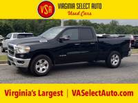 Used 2019 Ram 1500 Big Horn Truck for sale in Amherst, VA
