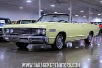1967 Mercury Monterey Convertible