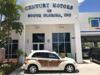 2004 Chrysler PT Cruiser Limited WOODY Leather Suede Sunroof 1 Owner CarFax