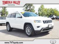 2015 Jeep Grand Cherokee Limited 4x2 SUV 4x2 in Temecula
