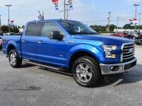 2017 Ford F-150 Truck SuperCrew Cab 4x4