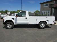 Used 2008 Ford F-350 4x4 Reg-Cab Service Utility Truck