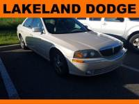 Pre-Owned 2001 LINCOLN LS V6
