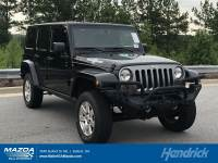 2013 Jeep Wrangler Unlimited Freedom Edition Convertible in Franklin, TN
