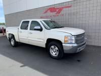 Pre-Owned 2013 Chevrolet Silverado 1500 LT Truck Crew Cab 4x4 in Avondale, AZ