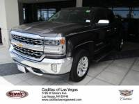Pre-Owned 2016 Chevrolet Silverado 1500 Double Cab Standard Box 4-Wheel Drive LTZ