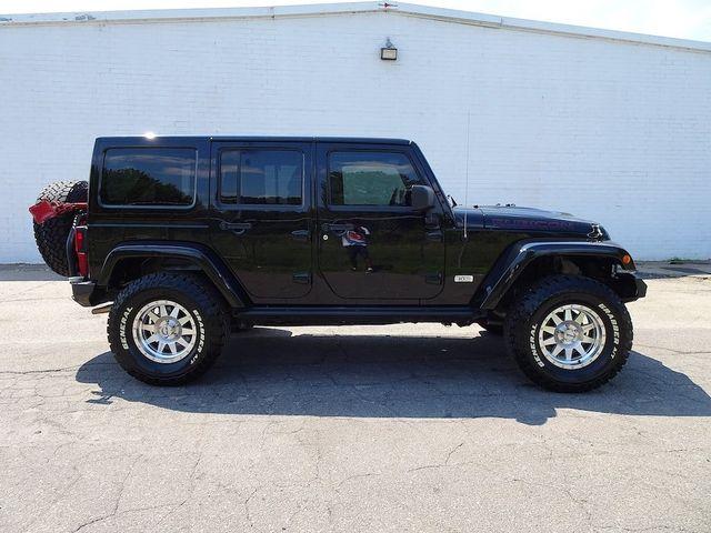 Photo 2013 Jeep Wrangler Unlimited Rubicon 10th Anniversary
