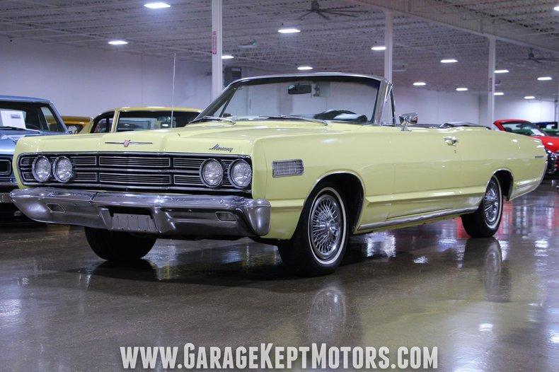 Photo 1967 Mercury Monterey Convertible